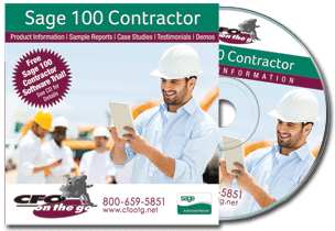 Sage 100 Contractor Product Information CD