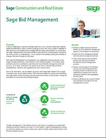 Bid Management Datasheet