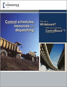 ControlBoard Brochure Cover
