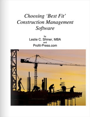 Choosing Best Fit Construction Management Software